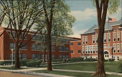 Bryan High School Postcard