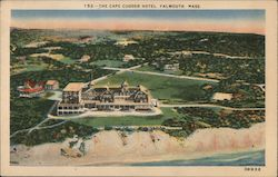 The Cape Cooder Hotel Postcard