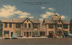 Harwood Hotel Postcard