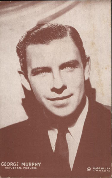 George Murphy - Universal Pictures