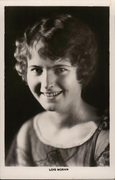 Lois Moran photo portrait Actresses