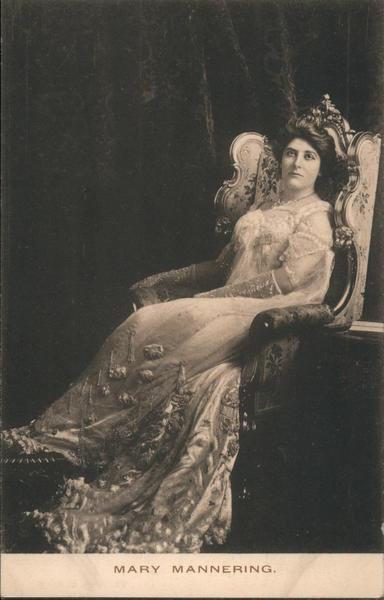 Mary Mannering Actresses