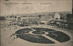 North Bohemian Exhibition of 1912 Postcard