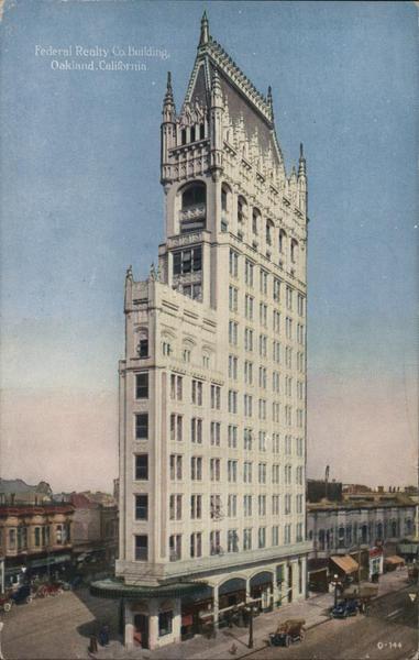 Federal Realty Co. Building Oakland California