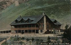 Hermitage Hotel, Ogden Canyon Postcard