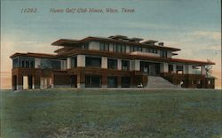 Huaco Golf Club House Postcard