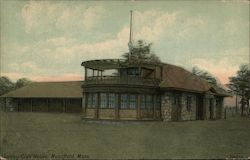 Lowney Club House Postcard