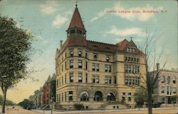 Union League Club Postcard