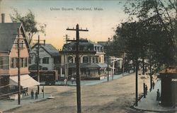 Union Square Postcard