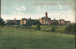 Bloomingdale Insane Asylum Postcard