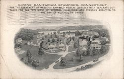 Givens' Sanitarium Postcard