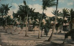 Florida East Coast Railway, Key West Postcard