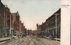 Front Street Postcard