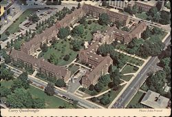 Carey Quadrangle Postcard