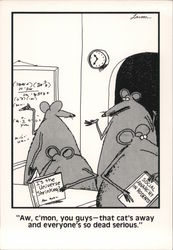 The Far Side: Aw, C'mon, You Guys