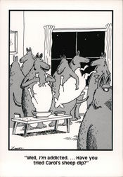 The Far Side: Well, I'm Addicted