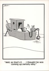 The Far Side: Well, So That's It