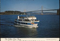 The Golden Gate Ferry