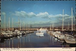 The Marina Postcard