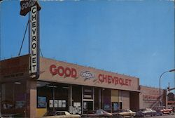 Good Chevrolet Postcard