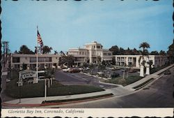 Glorietta Bay Inn Postcard