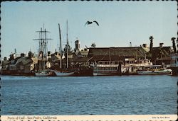 Ports of Call Postcard