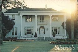 Silverado Mansion Postcard