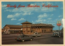 Barstow Station Postcard