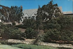 Greystone Mansion Postcard