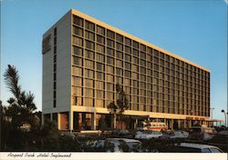 Airport Park Hotel - Inglewood, California Postcard
