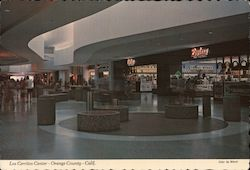Los Cerritos Center, Orange County Postcard