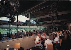 Dining Room, Lawrence Welk Resort Village Postcard
