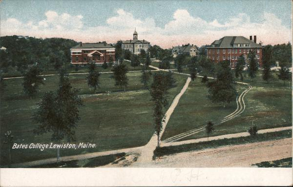 Bates College Lewiston Maine