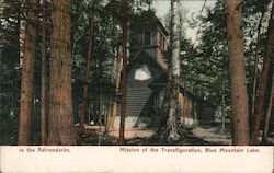 Mission of the Transfiguration, in the Adirondacks