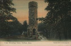 Norumbega Tower Postcard