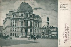 City Hall and Soldiers' Monument