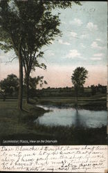 View on the Intervale Postcard