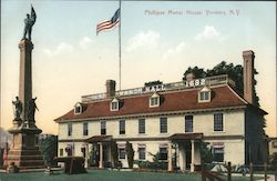 Phillipse Manor House Postcard