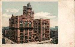 Board of trade building Postcard