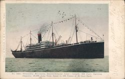 Steamship Minnesota