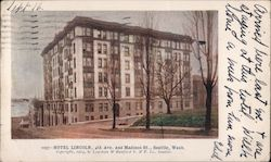Hotel Lincoln, 4th Ave and Madison St