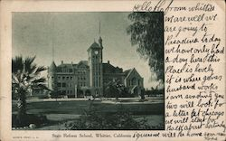 State Reform School Postcard