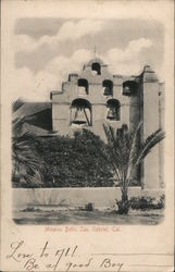 Mission Bells Postcard