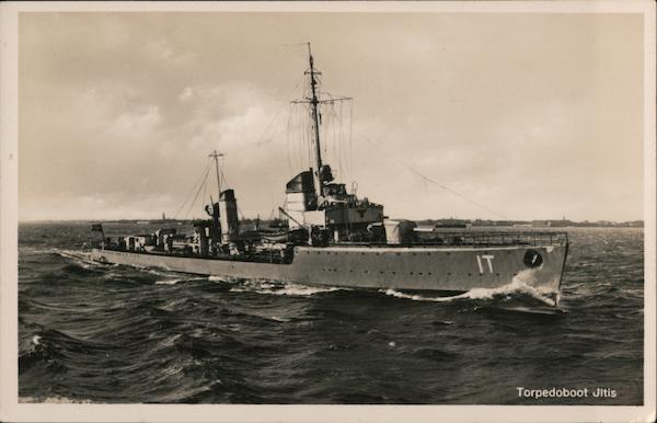 Torpedoboot Jltis Wilhelmshaven Germany