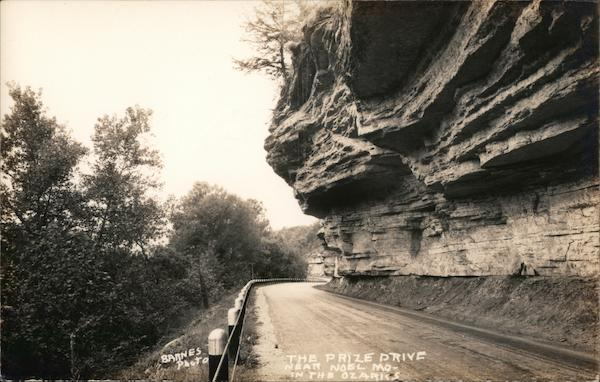 Highway 71 - The Prize Drive in the Ozarks Noel Missouri