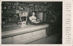 Grocer General Store Postcard