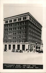 Alexander Building, David S. Castle Company