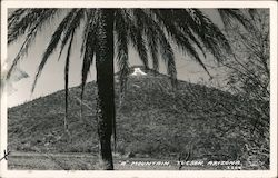 """A"" Mountain Postcard"