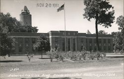 Administration Building State Hospital Postcard