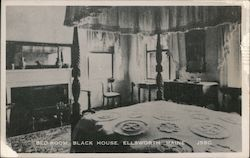 Bed Room, Black House